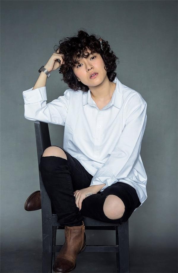 Cô ca,nhạc sĩ tóc xù đang là một trong những mĩ nhân được yêu mến nhất V-biz hiện nay. - Tin sao Viet - Tin tuc sao Viet - Scandal sao Viet - Tin tuc cua Sao - Tin cua Sao
