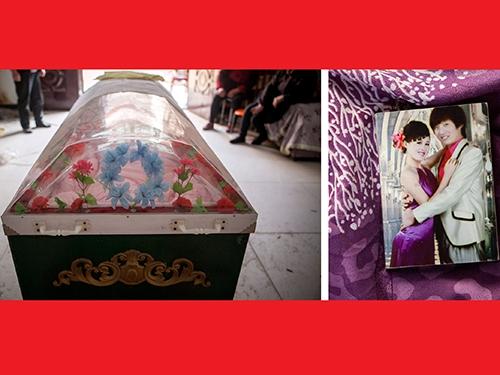 Bi kịch sau chiếc quan tài chứa tử thi 3 tháng chưa được chôn