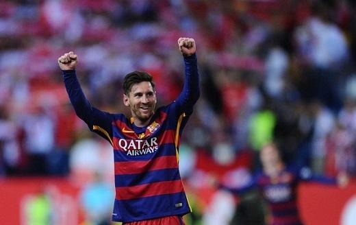 Messi là nguồn cảm hứng bất tận của Barca.