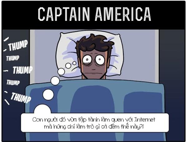 Làm trò gì mà khiến bạn cùng phòng thất kinh đến mất ngủ thế kia?
