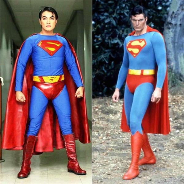 Năm 1998, chàng trai trẻ Herbert lúc đó da còn ngăm đen và mặt đầy mụn bắt đầu phẫu thuậtthẩm mỹ để trông giống với Christopher Reeve, diễn viên nổi tiếng nhất với vai Superman.