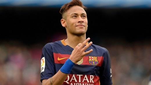 Neymar khẳng định tình yêu của mìnhvới Barcelona
