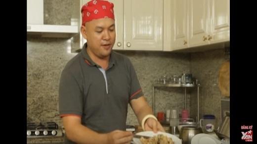 [Bếp Chiến] Will và VJ Phương Linh làm món Nấm (Phần 2)