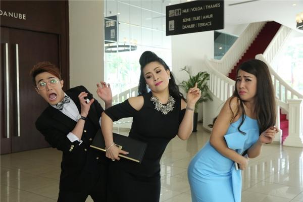 Huỳnh Lập đối đầu Nam Thư trên ghế nóng Cười xuyên Việt 2016 - Tin sao Viet - Tin tuc sao Viet - Scandal sao Viet - Tin tuc cua Sao - Tin cua Sao