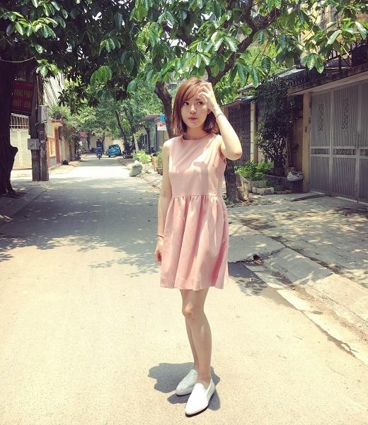 Hot-girl Tú Linh chú trọng sản phẩm tẩy lông có thể đem đến hiệu quả nhanh chóng giúp cô tiết kiệm thời gian với lịch làm việc bận rộn