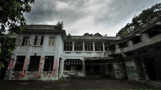 Bệnh viện cũ Changi.(Ảnh: Internet)