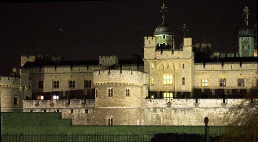 Tháp London của Anh. (Ảnh: Internet)