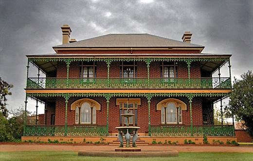 Nơi nhiều ma nhất ở Úc. (Ảnh: Internet)
