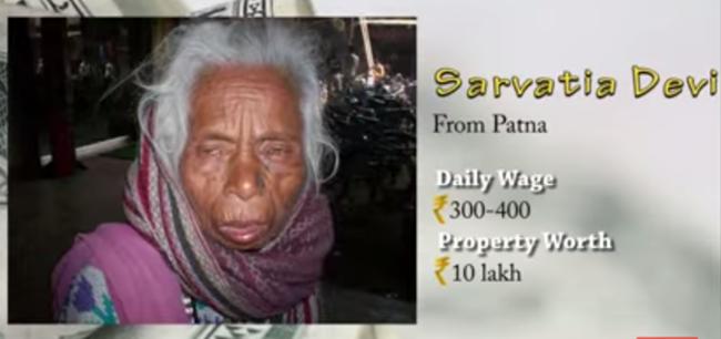 Ở Ấn Độ, có những người ăn xin còn giàu hơn chúng ra rất nhiều
