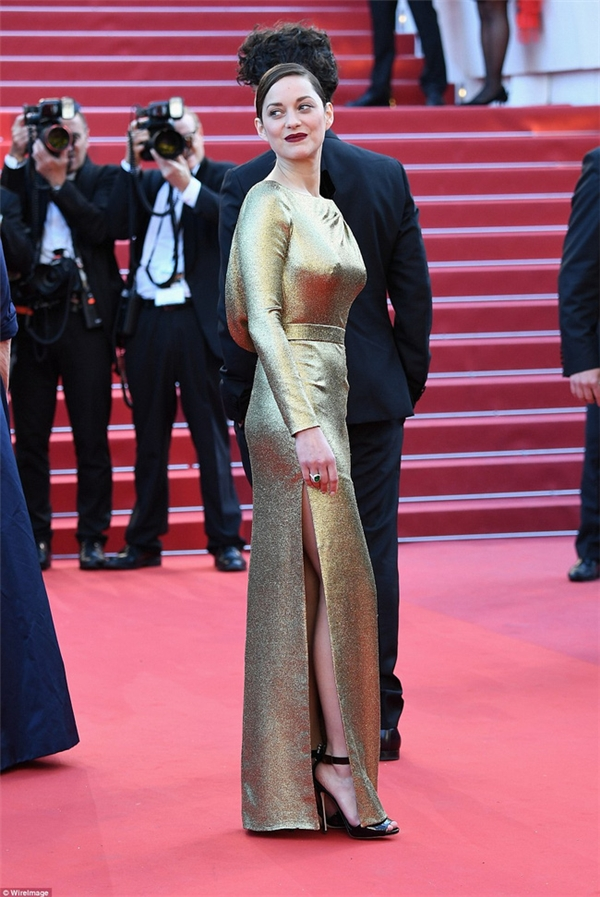 Nữ diễn viên người Pháp Marion Cotillard từng giành giải Oscar