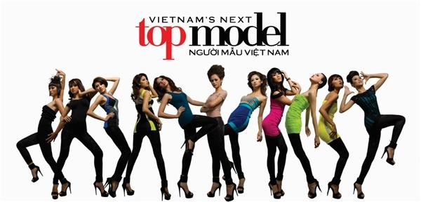 Vietnam's Next Top Model mùa đầu tiên