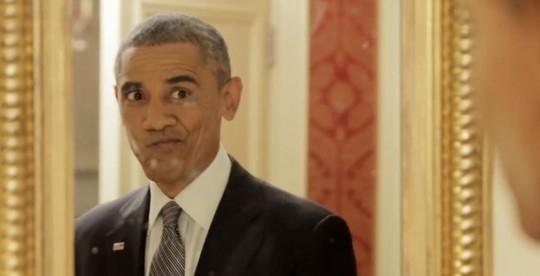 Những khoảnh khắc siêu hài hước của tổng thống Obama