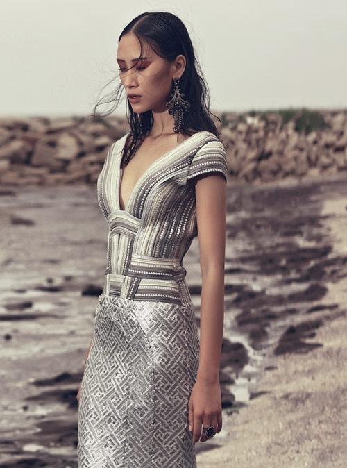 2 gương mặt khá thành công bước ra từ Vietnam's Next Top Model.