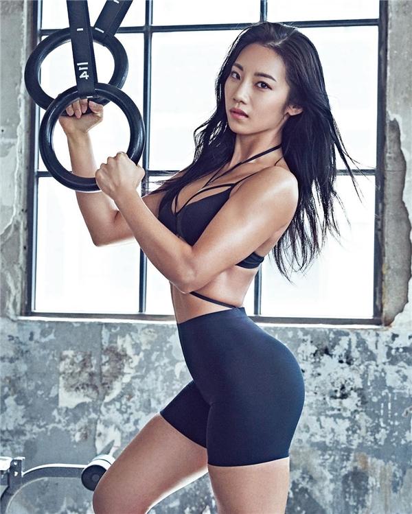 Ngắm 5 mĩ nữ phòng gym khiến bạn muốn đến phòng tập ngay