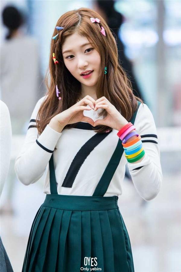 """""""Nữ thần dao kéo"""" Produce 101 được xếp ngang hàng với Yoona, Suzy"""
