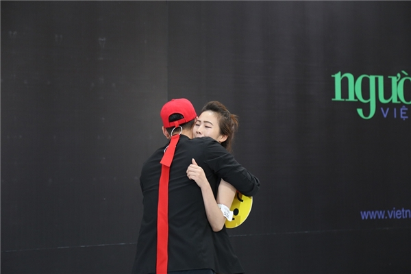 Quay trở lại với Vietnam's Next Top Model 2016, Phan Thị Nga dù bị ban giám khảo từ chối nhưng cô vẫn quyết tâm thuyết phục và giành được tấm vé vào vòng trong.