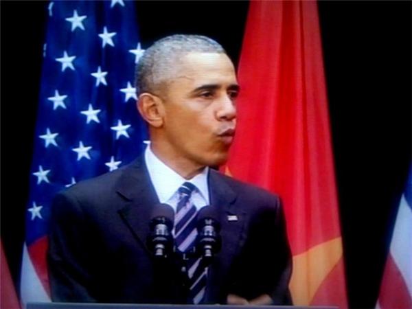 Ông Obama đã có cuộc giao lưu thân mật với các bạn trẻ Việt Nam. - Tin sao Viet - Tin tuc sao Viet - Scandal sao Viet - Tin tuc cua Sao - Tin cua Sao