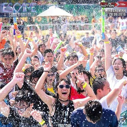 Khuấy động mùa hè cùng sự kiện Escape Summer Rhythm