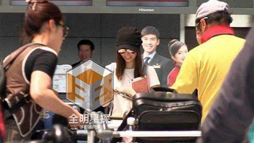 Bắt gặp Lâm Tâm Như đến khách sạn thăm Hoắc Kiến Hoa
