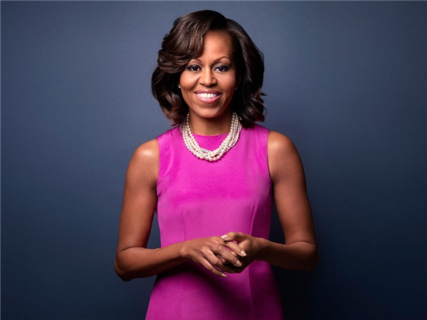 Phu nhân Michelle Obama