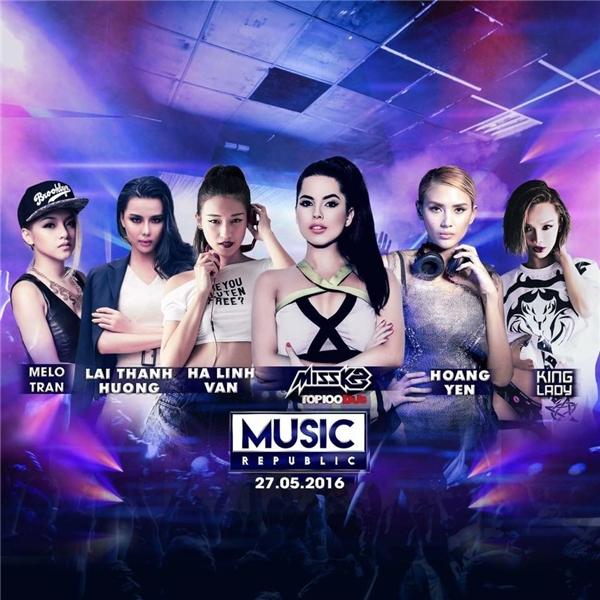 Music Republic chào đón nữ hoàng Hardcore Miss K8