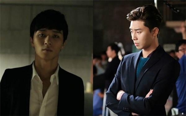 Park Seo Joon: Chàng diễn viên đang nhận được sự ủng hộ của khán giả từng chỉ đảm nhận vai trò đóng lướt qua trong MV của Bang Yong Guk. Sự thành công sau đó đến với anh khá nhanh nhờ Dream High 2 và She Was Pretty.