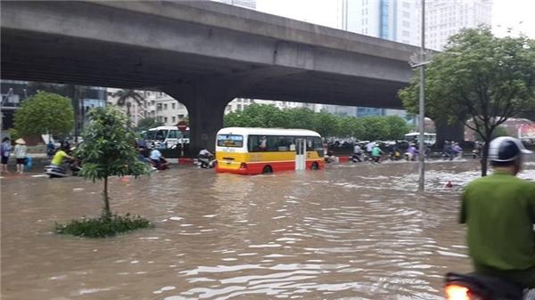 Vào mùa mưa, Hà Nội và TP HCM lại đứng trước nguy cơ ngập lụt, Đây cũng là cơ hội để hàng loạt dịch vụ độc lạ hốt bạc.