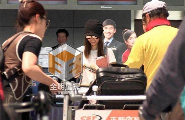 ... còn Lâm Tâm Như thì quay về Đài Bắc