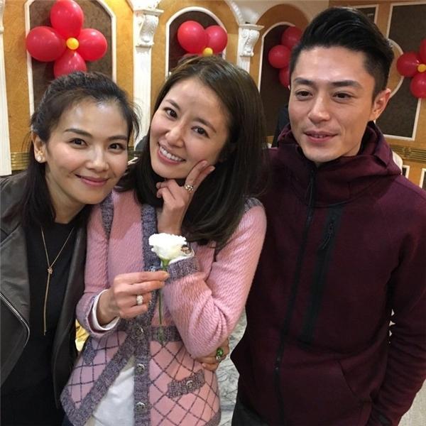 Nhiều nguồn tin cho rằng Hoắc Kiến Hoa đã mượn men rượu đểtỏ tình với Lâm Tâm Như trong đêm tiệc sinh nhật 40 của cô