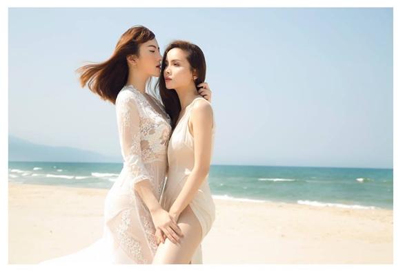 Hai chị em Yến Trang - Yến Nhi đẹp xuất sắc trong bộ ảnh mới. - Tin sao Viet - Tin tuc sao Viet - Scandal sao Viet - Tin tuc cua Sao - Tin cua Sao