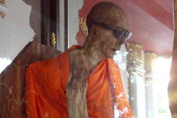 Thuật ướp xác của người Nhật chắc chắn là một trong số những cách chết lâu dài và đau đớn nhất.
