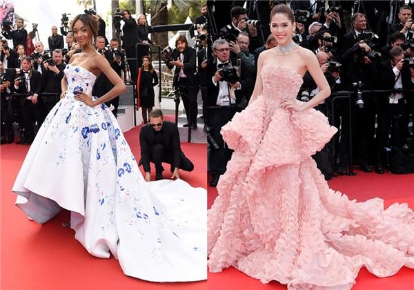 6 trong 20 bộ cánh đẹp nhất Cannes 2016.