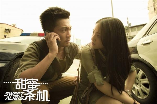 Cô nàng cũng từng là cộng sự của Tô Hữu Bằng trong tác phẩm điện ảnh Sát Khí Ngọt Ngào.