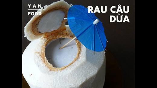 Dừa và những món cực hấp dẫn từ dừa