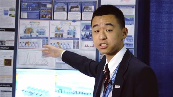 Raymond Wang (17 tuổi, đến từ Canada) xuất sắc giành giải thưởng cao nhất trong cuộc thi về khoa học mới được Intel tổ chức. Sáng kiến của Wang là phương pháp mới ngăn chặn những mầm mống bệnh dịch lan tràn trong cabin máy bay.