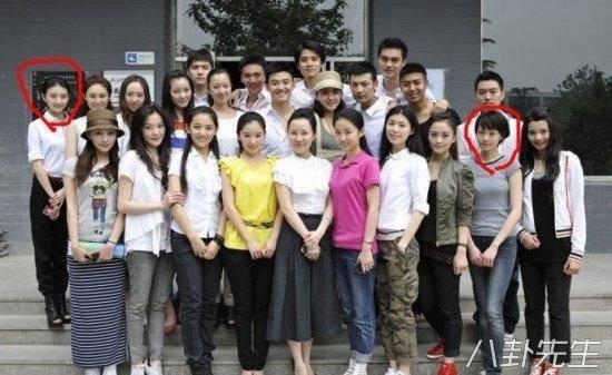 Ít ai biết được việc Cảnh Điềm và Trịnh Sảng là bạn chung lớp cho đến khi bức ảnh chụp tốt nghiệp có mặt của 2 người được hé lộ.