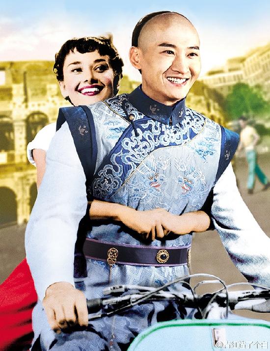 Sau thành công vang dội của bộ phim đầu tay ra mắt Hollywood, Nhĩ Khang đã trở thành gương mặt trẻ triển vọng, được chọn đóng cùng huyền thoại Audrey Hepburn.