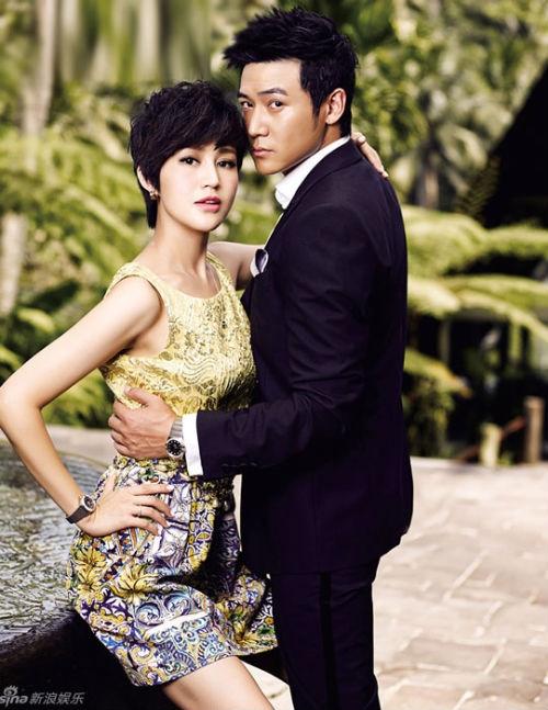 Vợ chồng Lục Nghị - Bào Lôi cũng từng là bạn học chung lớp nhau với. Tình yêu của 2 người bắt đầu từ giảng đường học viện hí kịch Thượng Hải.