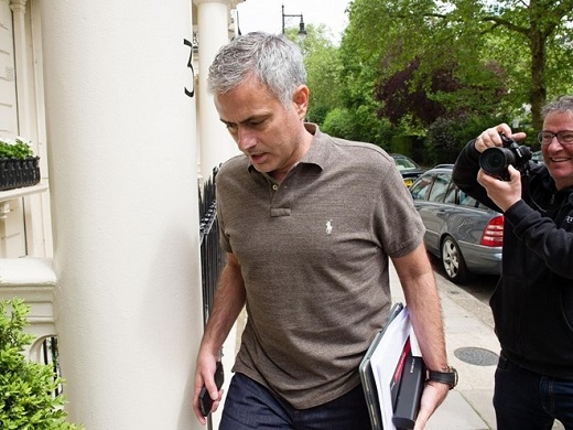 Mourinho cần ít nhất 4 tân binh hè này.Ảnh: AFP.