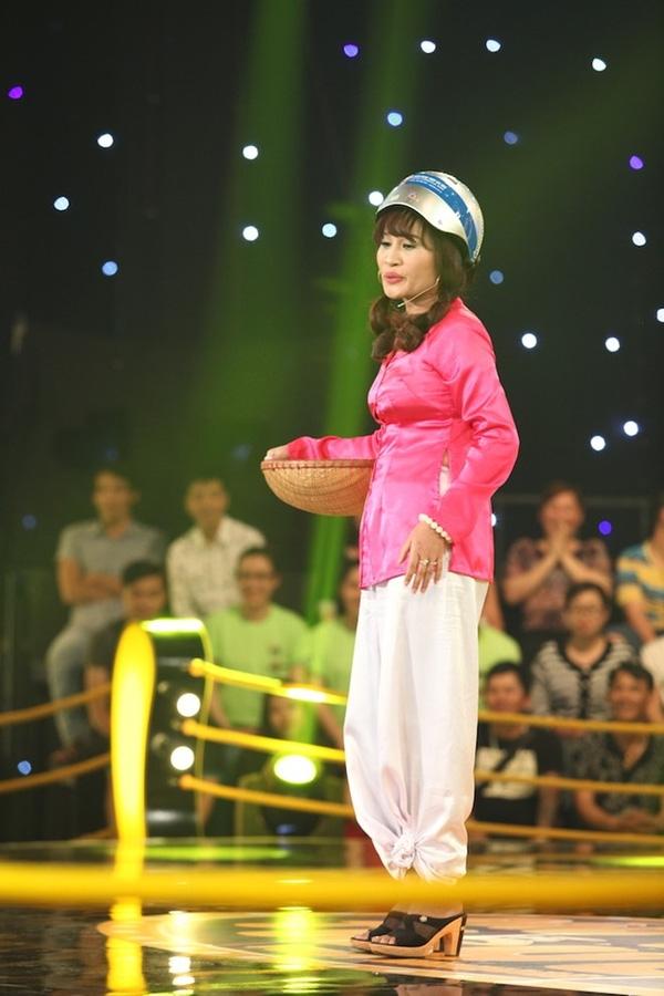Lê Thị Dần đã có một phần thi không như ý tại vòng Song đấu. - Tin sao Viet - Tin tuc sao Viet - Scandal sao Viet - Tin tuc cua Sao - Tin cua Sao