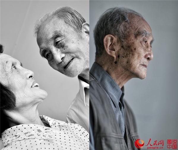 """""""Vào những năm tuổi trẻ, ông là hiệu trưởng của trường tiểu học Hongpailou tại Thành Châu. Còn bà là giáo viên môn văn học Trung Hoa tại trường tiểu học Longwangmiao. Hai người lập tức rơi vào lưới tình và nhanh chóng kết hôn vào mùa thu năm 1955"""""""