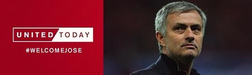 Chào mời ông tới sân Old Trafford, The Special One!