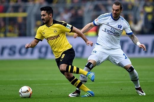 1. Ilkay Gundogan (Borussia Dortmund)