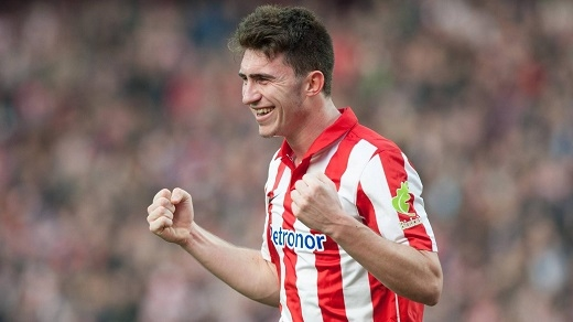 3. Aymeric Laporte (Atletic Bilbao)