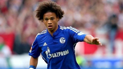 5. Leroy Sane (Schalke 04)