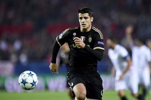 6.Alvaro Morata (Juventus)