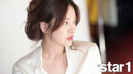 Song Hye Kyo bộc bạch về cuộc sống riêng tư của mình