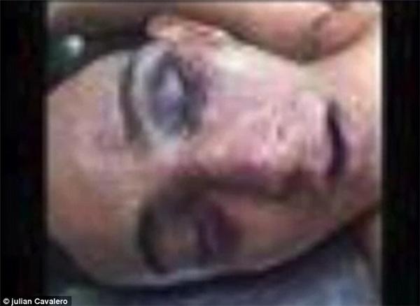 Bức ảnh kinh dị khiến chủ nhân chiếc iPhone hoảng sợ.