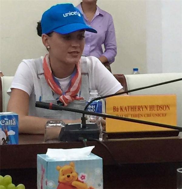 Katy Perry thực sự đang có mặt tại Việt Nam