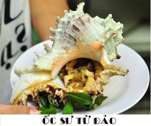 Chảy nước miếng với những món ốc nhất định phải ăn ở Sài Gòn